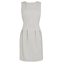 Buy Coast Lyndsi Jacquard Dress, Multi Online at johnlewis.com