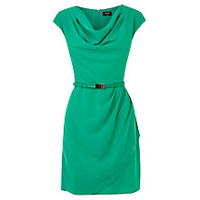 Buy Oasis Soft Sleeve Lola Cowl Dress Online at johnlewis.com