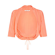 Buy Damsel in a dress Amelle Shrug, Orange Online at johnlewis.com