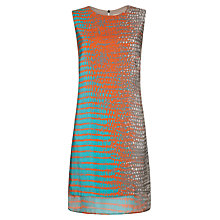 Buy Damsel in a dress Cameleon Print Dress, Multi Online at johnlewis.com