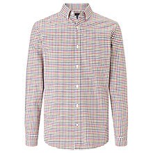 Buy John Lewis Table Check Oxford Shirt Online at johnlewis.com