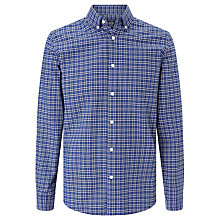 Buy John Lewis Shadow Check Oxford Shirt Online at johnlewis.com