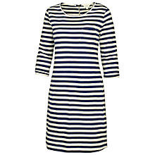 Buy Fat Face Tenby Striped Dress Online at johnlewis.com