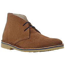 Buy Bertie Cuban Suede Desert Boots Online at johnlewis.com