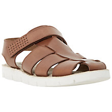 Buy Dune Fisherman Leather Sandals Online at johnlewis.com