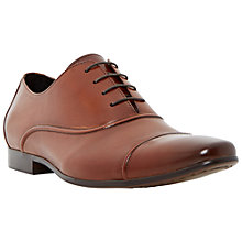 Buy Dune Academy Seam Leather Oxford Shoes Online at johnlewis.com