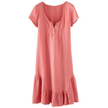 Buy Poetry Tie-Back Linen Dress Online at johnlewis.com