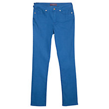 Buy Violeta by Mango Slim Fit Jeans, Blue Online at johnlewis.com