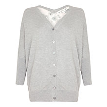 Buy Damsel in a dress Ash Rose Cardigan, Grey Online at johnlewis.com