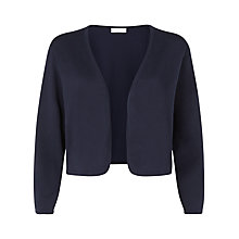 Buy Windsmoor Knitted Cover Up, Navy Online at johnlewis.com