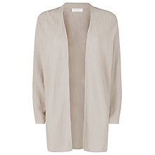 Buy Windsmoor Textured Knitted Cardigan, Natural Online at johnlewis.com
