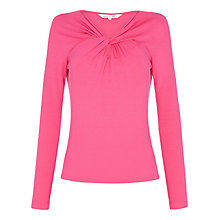 Buy Damsel in a dress Opera Top, Pink Online at johnlewis.com