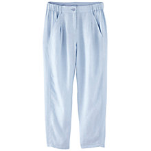 Buy Poetry Linen Tailored Trousers Online at johnlewis.com