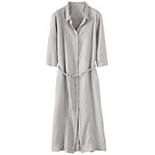 Buy Poetry Linen Maxi Shirt Dress Online at johnlewis.com