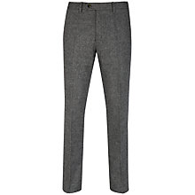 Buy Ted Baker Cerstro Tailored Trousers, Grey Online at johnlewis.com