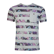 Buy Ted Baker Aldale Striped T-Shirt Online at johnlewis.com
