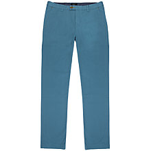 Buy Ted Baker Sorcor Slim Fit Cotton Chinos Online at johnlewis.com