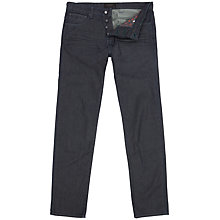 Buy Ted Baker Skelic Dark Slim Jeans, Rinse Denim Online at johnlewis.com