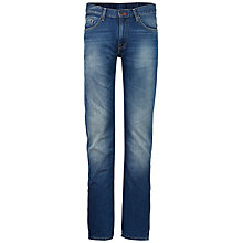 Buy Tommy Hilfiger Mercer Slim Fit Jeans, Light Blue Online at johnlewis.com