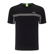 Buy BOSS Green Tee 3 Logo T-Shirt Online at johnlewis.com