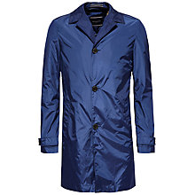 Buy Tommy Hilfiger Falko Nylon Coat, Blue Online at johnlewis.com