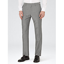 Buy Reiss Garth Tailored Suit Trousers, Grey Online at johnlewis.com