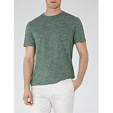 Buy Reiss Marshall Pocket Detail T-Shirt Online at johnlewis.com