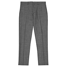 Buy Reiss Lance Melange Weave Wool Slim Fit Suit Trousers Online at johnlewis.com