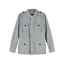 Buy Aquascutum Blythe Field Jacket, Grey Online at johnlewis.com