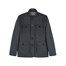 Buy Aquascutum Hutchinson Quilted Jacket Online at johnlewis.com