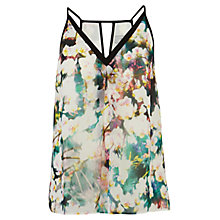 Buy Coast Jaymie Printed Cami, Multi Online at johnlewis.com