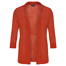 Buy Viyella Lightweight Knit Cardigan, Paprika Online at johnlewis.com