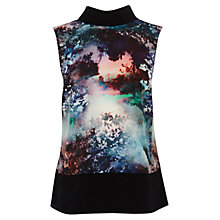 Buy Coast Willow Print Top, Multi Online at johnlewis.com