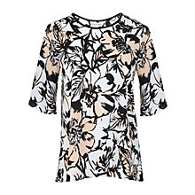 Buy Miss Selfridge Sopfie T-Shirt, Multi Online at johnlewis.com
