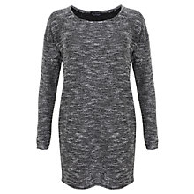 Buy Miss Selfridge Pocket Tunic Dress, Grey Online at johnlewis.com