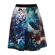 Buy Coast Willow Print Skirt, Multi Online at johnlewis.com