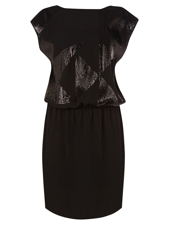 warehouse star sequin dress black, warehouse, star, sequin, dress, black, 16|18|12|6|14|10|8, women, womens dresses, 1871907