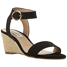 Buy Steve Madden Natalia Wedge Sandals Online at johnlewis.com