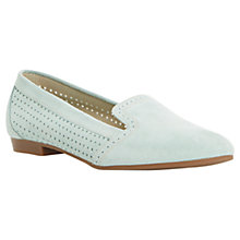 Buy Dune Glorie Suede Loafers Online at johnlewis.com