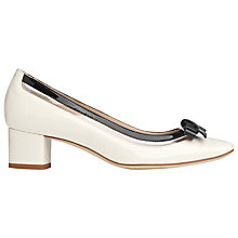 Buy L.K. Bennett Paisly Patent Block Heel Shoes Online at johnlewis.com