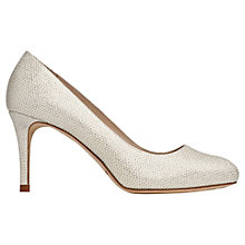 Buy L.K. Bennett Saffi High Heeled Stiletto Court Shoes Online at johnlewis.com