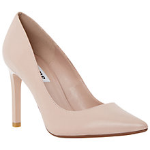 Buy Dune Alwen Leather Court Shoe Online at johnlewis.com