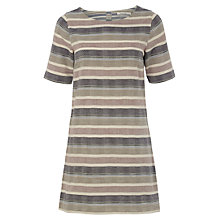 Buy White Stuff Urban Wave Cotton Tunic Dress, Rope Online at johnlewis.com