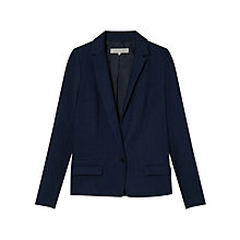 Buy Gerard Darel Asia Blazer, Midnight Blue Online at johnlewis.com