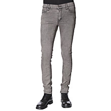 Buy Cheap Monday Tight Skinny Jeans, New Black Online at johnlewis.com