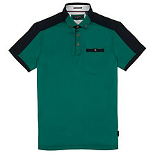 Buy Ted Baker Kowala Two-Tone Polo Shirt Online at johnlewis.com