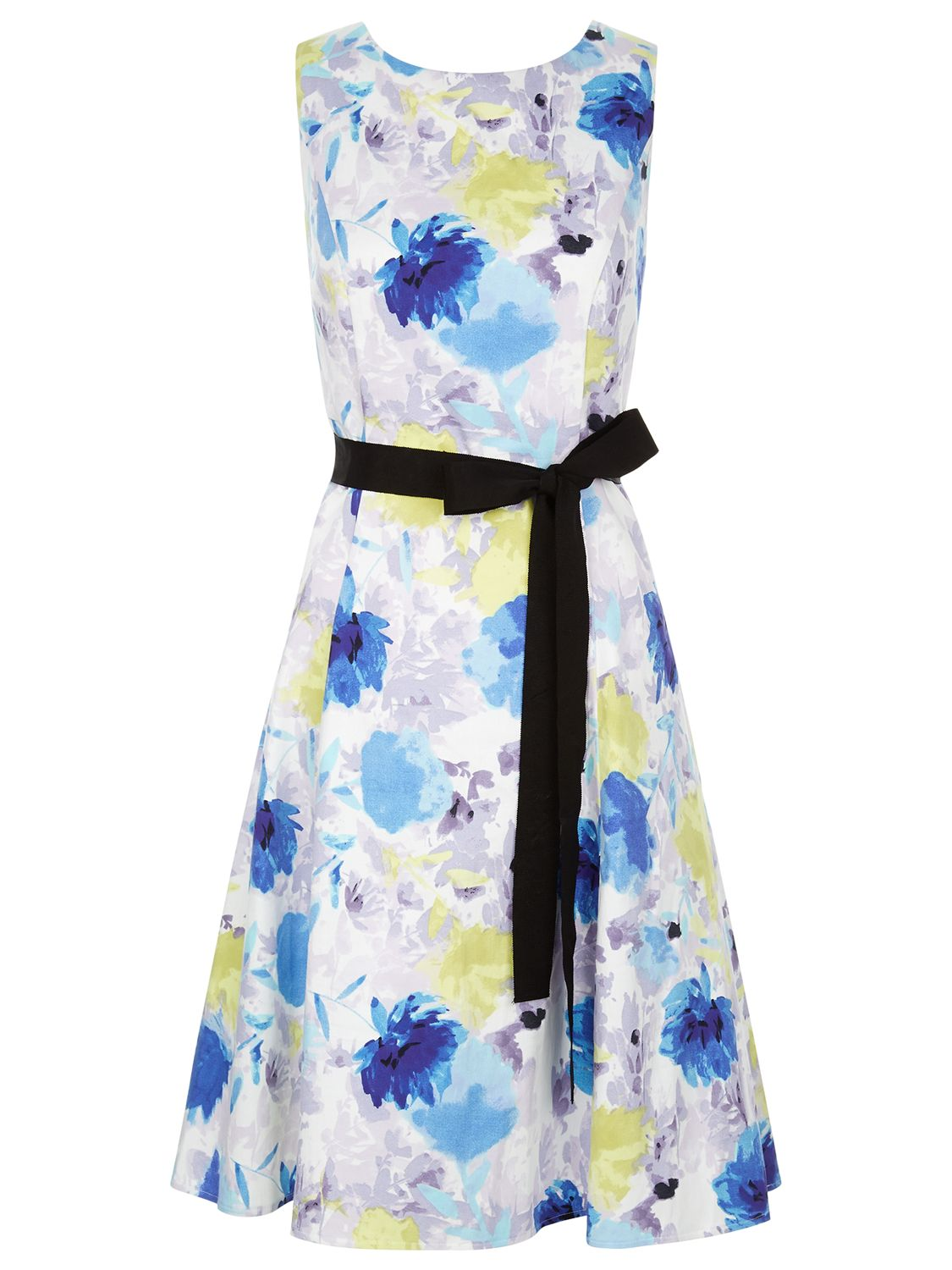 kaliko colour pop floral prom dress multi white, kaliko, colour, pop, floral, prom, dress, multi, white, 14 16 18 12 20 10 8, women, plus size, womens dresses, gifts, wedding, wedding clothing, female guests, special offers, womenswear offers, womens dresses offers, latest reductions, 1869543