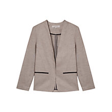 Buy Gerard Darel Aisha Jacket, Beige Online at johnlewis.com