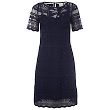 Buy White Stuff Coco Dress, Navy Online at johnlewis.com
