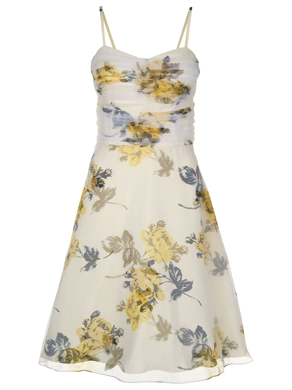 kaliko vintage colour dress multi yellow, kaliko, vintage, colour, dress, multi, yellow, 10|18|16|14|12|8|20, women, plus size, womens dresses, gifts, wedding, wedding clothing, female guests, inactive womenswear, outfit ideas, 1875654